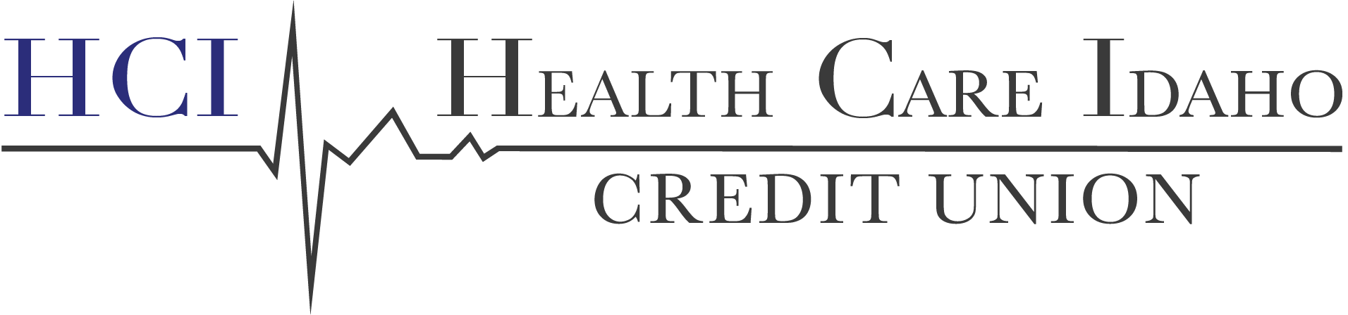 Health Care Idaho Credit Union Logo